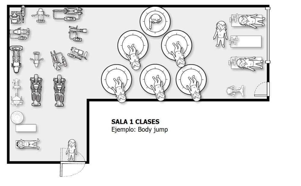 Sala 1 CLASES