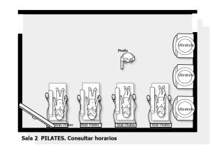 Sala 2 Pilates