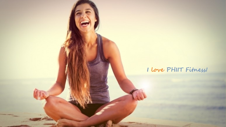 foto I love Phiit fitness